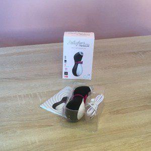 satisfyer penguin v obalu
